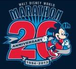 WDW Marathon Logo